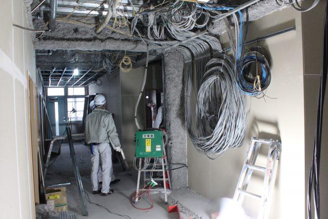中央アイデン・電気設備工事事業1