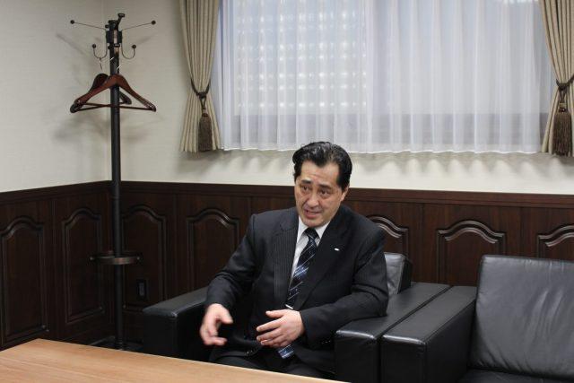山口隆司 常務取締役 画像2